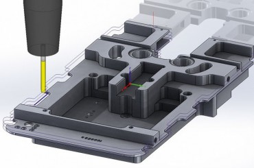 Gia công phay 2.5D nhanh, mịn, đẹp với công nghệ iMachining của SolidCAM