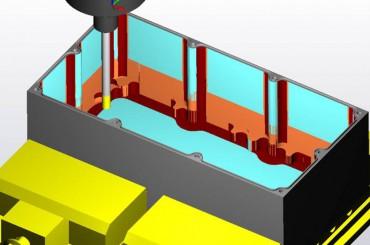 Mô phỏng gia công phay đa trục trong SolidCAM