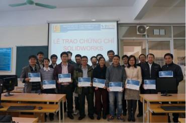 Giảm 50% khóa học online SolidCAM cho Sinh Viên CĐKT Lý Tự Trọng TP Hồ Chí Minh