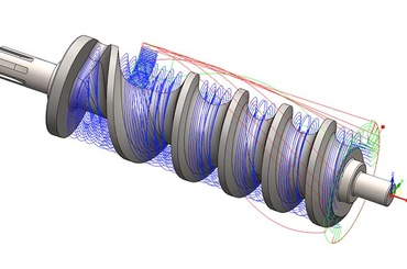 Sức mạnh của các tính năng gia công 4 & 5 trục đồng thời trong SolidCAM