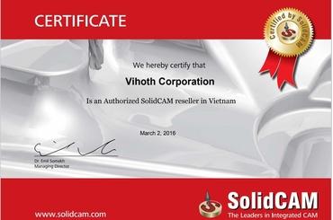 Mua phần mềm SolidCAM ở đâu tốt nhất?