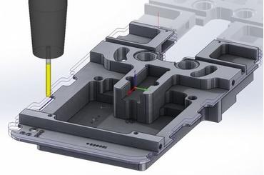 Giáo trình SolidCAM cho người mới bắt đầu - Gia công phay 2.5D (Bài 1)