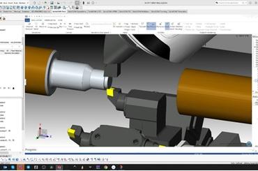 SolidCAM 2021 SP2 bổ sung ToolKit cho Mill-Turn và gia công CNC 5 trục