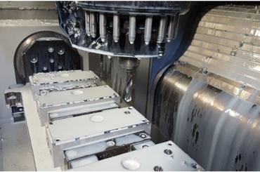 Sản xuất thiết bị hút chân không nhờ InventorCAM và iMachining
