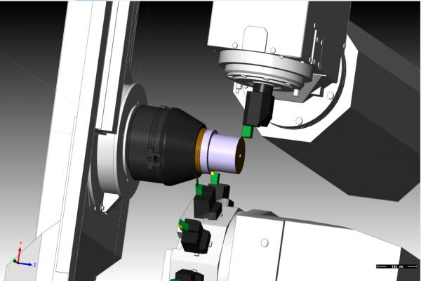 SolidCAM gia công phay tiện nâng cao Mill - Turn Advanced