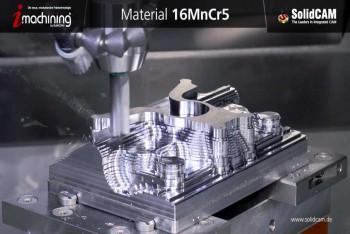 iMachining 3D gia công tốc độ cao